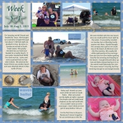 Project Life 52 ~ Week 31