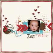 Zac's eyes