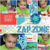 Zap Zone Birthday
