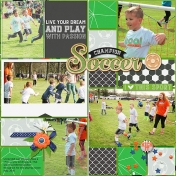 Spring Soccer 2016