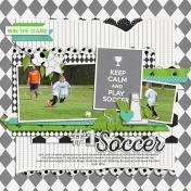 Spring Soccer 2016: Jack