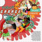 Robot Garage