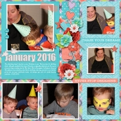 Becca's Birthday 2016