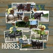 Horses (by Sam)