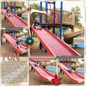 Big Bumpy Slide