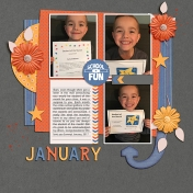 Student of the Month (Sam 2017)
