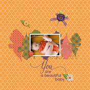 Beautiful Baby K.