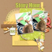 Story Hour Crafts