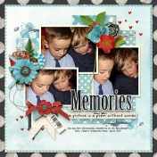 Sweet Memories (blog hop)