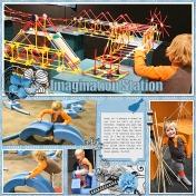 Imagination Station: Build