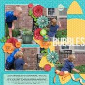 Loving Summer (Bubbles)