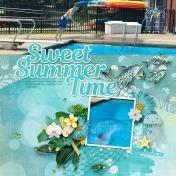 Sweet Summer Swim