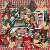 Merry Christmas Photo Booth