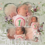 Abbey 1 Month