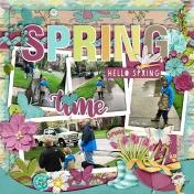 Spring Rain (2)