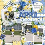 April Memories (2018)