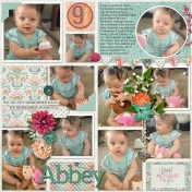 Abbey 9 Months