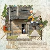 Fort Holmes 2019
