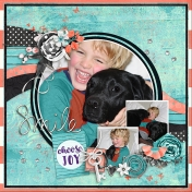 Choose Joy| Drew and Pups