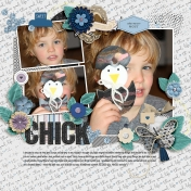 Upcycled Chick