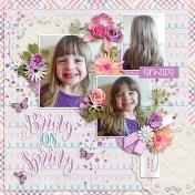 Think Spring (Fresh Hair)