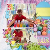 Coloring Eggs 2020