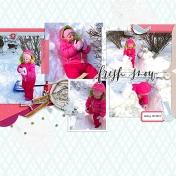 Fresh Snow: Abbey