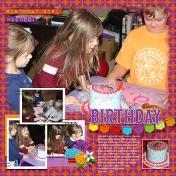 Addison's Birthday 2021