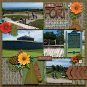 Fort Holmes 2021