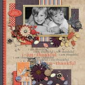 Thankful Times Three