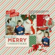Santa's Lap 1980