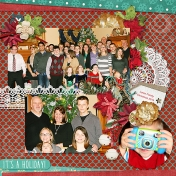 Family Christmas Photos