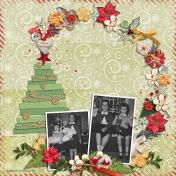 Handmade Christmas 1956