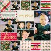 First Christmas 2015