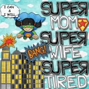 Super tired