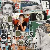No more photos please