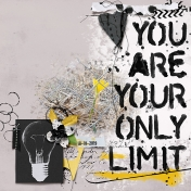 You are your only limit