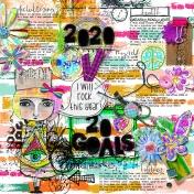 2020- 20 goals