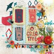 Be creative- Andy Warhol edition