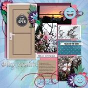 Open Doors  by Dagilicious