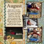 August 2012- Left