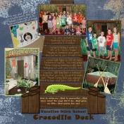 Crocodile Dock