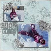snow crazy
