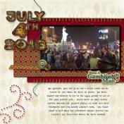 july 4th 2013