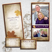 (wedding book page 2) invitations