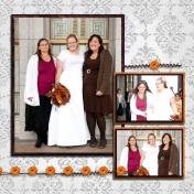 (wedding book page 15) aunts