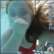 under water princess