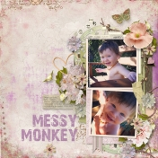 Messy Monkey