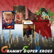 2017-07-30 Grammy's Super Heroes LS_Girl Power