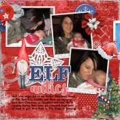 2012-12-22 Christmas Elf cap_dearsantatemps2